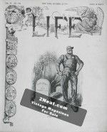 Life Magazine – October 23, 1919