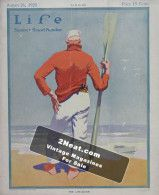 Life Magazine – August 26, 1920