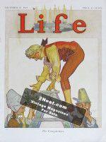 Life Magazine - December 22, 1921