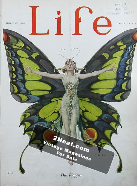LIFE 1922