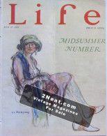 Life Magazine - July 27, 1922