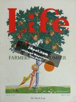 Life Magazine - August 16, 1923