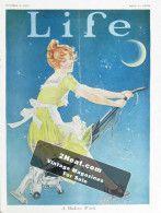 Life Magazine - October 4, 1923