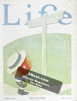 Life Magazine - October 18, 1923