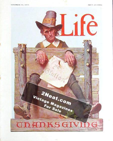 Life Magazine November 20, 1970