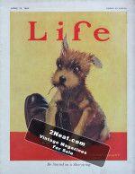 Life Magazine – April 23, 1925