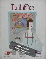 Life Magazine – June 11, 1925