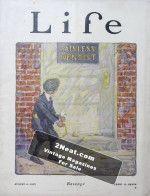 Life Magazine – August 6, 1925