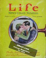Life Magazine – August 13, 1925