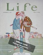 Life Magazine – September 17, 1925