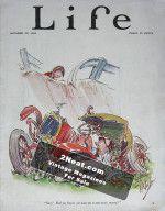 Life Magazine – October 22, 1925