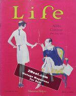 Life Magazine – January 20, 1927