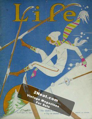 Life Magazine – January 27, 1927