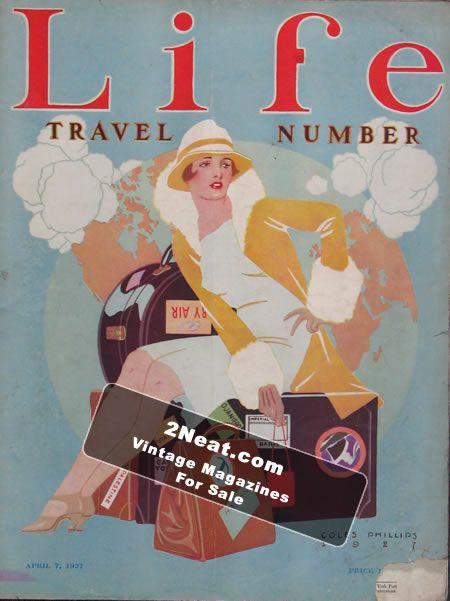 LIFE 1927