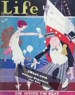 Life Magazine – April 28, 1927