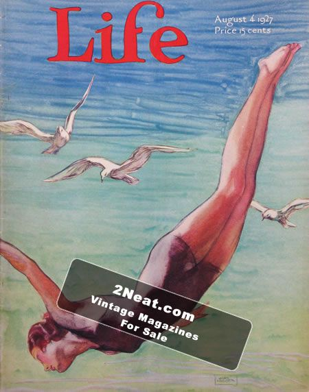 Life Magazine August 4, 1941 British Bombers bomb Germans