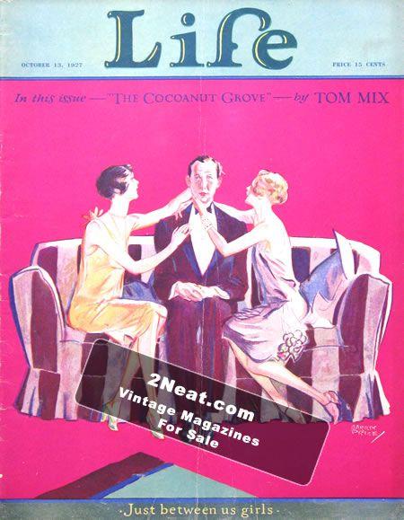 Life Magazine, October 29, 1914