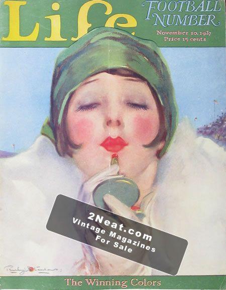 Life Magazine November 10 1967 Birthday Soviet Union VG 060716DBE