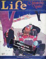 Life Magazine – January 12, 1928