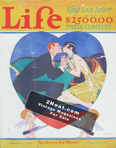 Life Magazine , February 15,1963, What Happened To Lincoln's Body