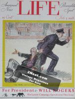 Life Magazine – July 5, 1928