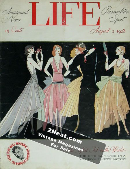 LIFE 1928