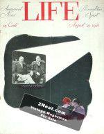 Life Magazine - August 30, 1928
