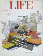Life Magazine – January 4, 1929