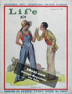 Life Magazine – August 23, 1929