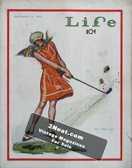 Life Magazine - September 17, 1945 - WWII Japan surrenders, atomic bomb pics
