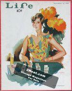 Life Magazine – September 13, 1929