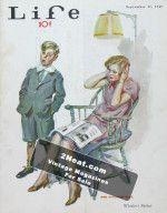 Life Magazine – September 27, 1929