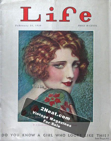 LIFE 1930