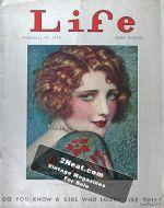 Life Magazine – February 14, 1930
