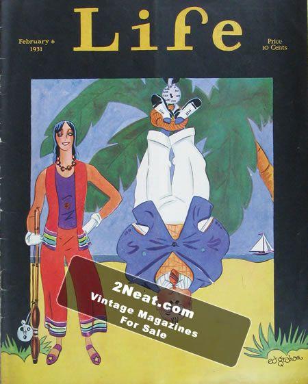 LIFE 1931