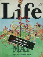 Life Magazine – May, 1932