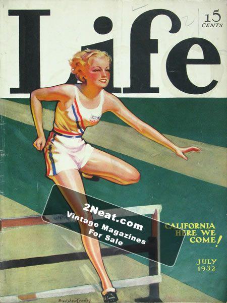 LIFE 1932