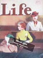 Life Magazine - April 1933
