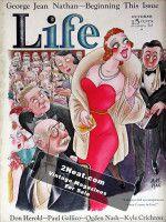 Life Magazine – October 1934