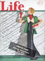 Life Magazine – June 1933