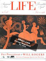 Life Magazine – July 12, 1928