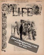 Life Magazine - February 10, 1887
