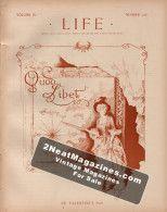 Life Magazine - February 17, 1887