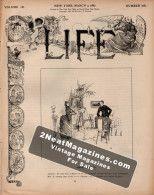 Life Magazine - March 3, 1887