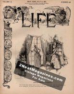 Life Magazine - July 21, 1887