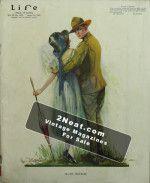 Life Magazine - August 29, 1918
