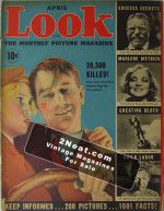LOOK Magazine - April, 1937