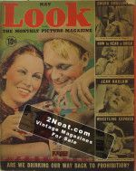 LOOK Magazine - May 1937