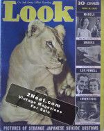 LOOK Magazine - June 8, 1937