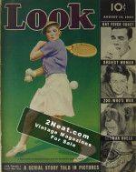 LOOK Magazine - August 17, 1937